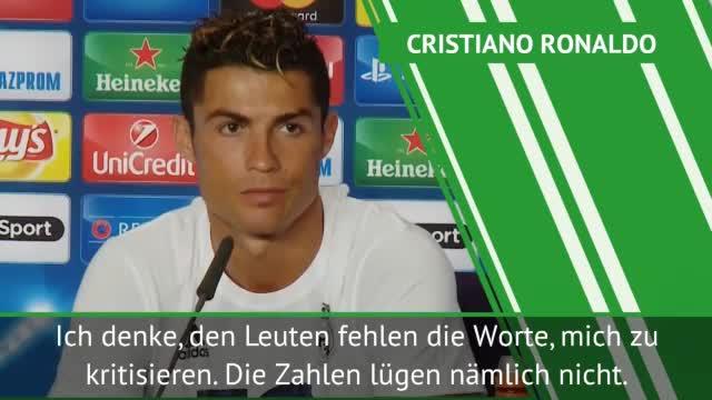 Juventus Calling! Rekordmann Ronaldo im Profil