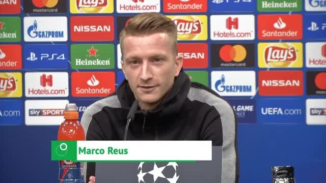 """Reus: Atletico eine """"extrem gute Mannschaft"""""""