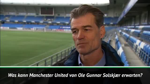 Solksjaer übernimmt bei United! So tickt der Norweger