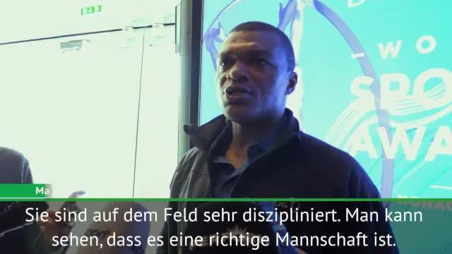 Desailly begeistert: Bayern ein CL-Topfavorit