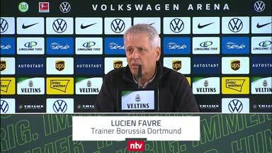 Lucien Favre über das Spiel gegen Bayern und Mats Hummels