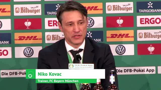 Nach Double-Sieg: Kovac erklärt Kurven-Auftritt