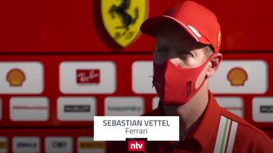 Vettel analysiert den Trainings-Tag in Spielberg