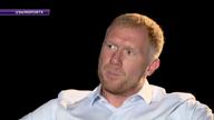 """Scholes: Uniteds Saison """"ein Desaster"""""""