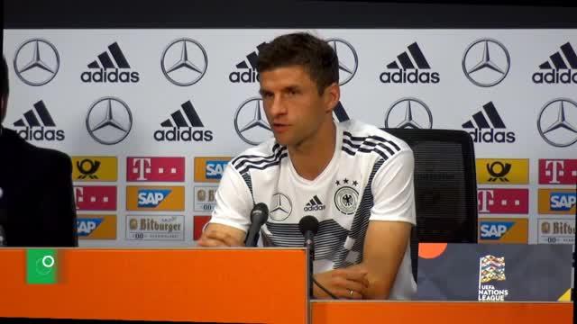 """Vogel beim DFB: Müller: """"Extrem beeindruckend"""""""