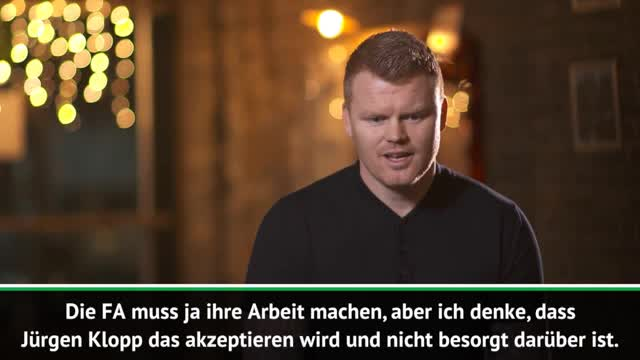 """Riise verteidigt Klopp-Ekstase: """"Ich liebe es"""""""
