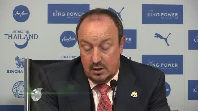 """Benitez: """"Fans können Unterschied ausmachen"""""""