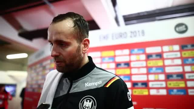 "Handball-EM: Heinevetter: ""Wir vertrauen uns"""