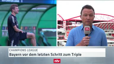 Der FC Bayern setzt gegen PSG auf Routine