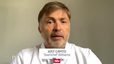 Jost Capito bei Williams: Das sind seine Ziele