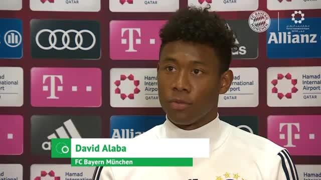 Alaba spricht sich für Ribery-Verlängerung aus