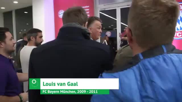 """Van Gaal: """"Ajax hätte gewinnen müssen"""""""