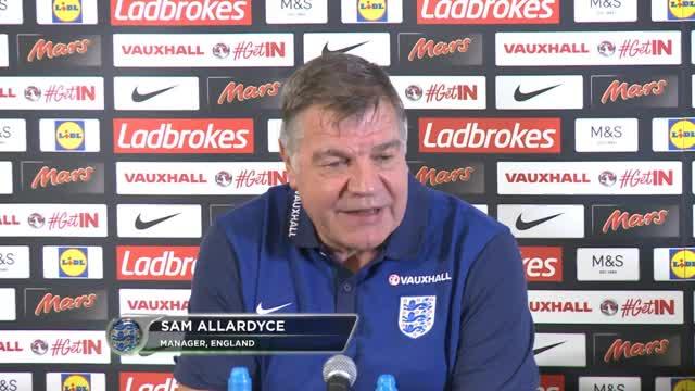 England: Allardyce über Barkley-Entscheidung
