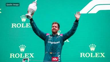 Vettel-Urteil gefällt: Deshalb bleibt der 2. Platz futsch!