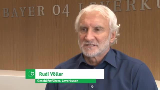 """Völler gratuliert: """"Beckenbauer eine Legende"""""""