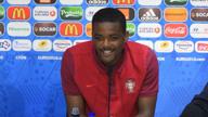 """Carvalho: """"Cristiano arbeitet hart"""""""