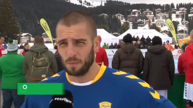 "Petric über Arp: ""Muss Potential bestätigen"""