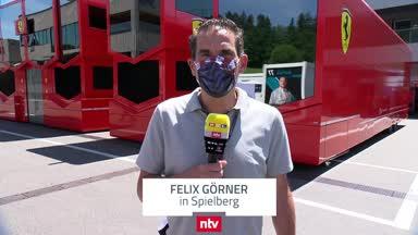 Ferrari im 1. Training: Das macht der Scuderia zu schaffen