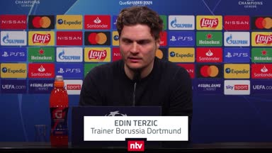 """""""Was habt ihr erwartet"""": So bewertet Terzic das BVB-Aus"""