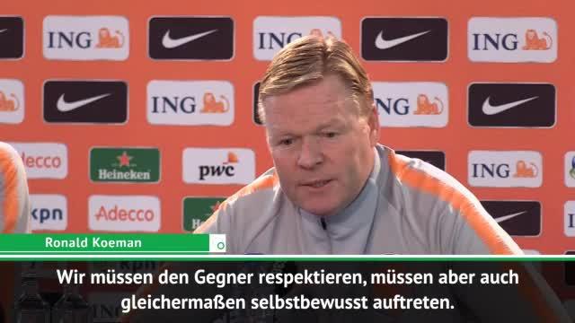 Koeman: Müssen es wie Ajax gegen Bayern machen