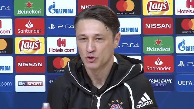 Kovac zu Lisa Müllers Kritik: Nicht nachtragend