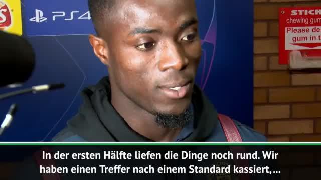 """Bailly über CL-Pleite: """"Große Enttäuschung"""""""