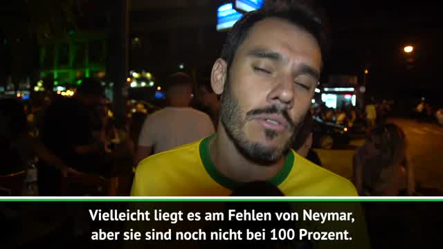 """Brasilien-Fans: """"Coutinho besser als Neymar"""""""
