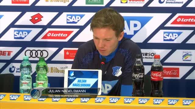 Nagelsmann: Bayern-Trainer? Ich oder Tuchel!