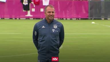 Hansi Flick: Bayerns Triple-Trainer im Portrait