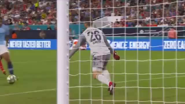 2:3! Bayern-Pleite gegen City bei Robbery-Show