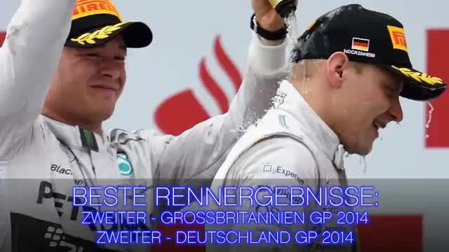 F1: Bottas: Das ist der Rosberg-Nachfolger