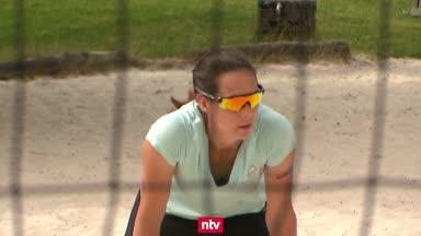 Walkenhorst zwischen Vollzeit-Mama und Vollblut-Sportlerin
