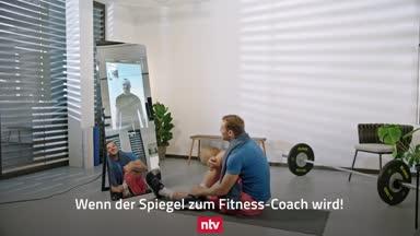 Manuel Neuer wird zum virtuellen Personal Trainer
