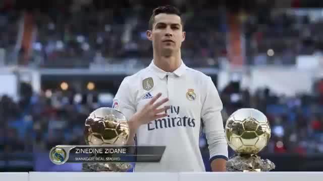 "Zidane: CR7? ""Keiner hat vier Ballon d'Ors"""