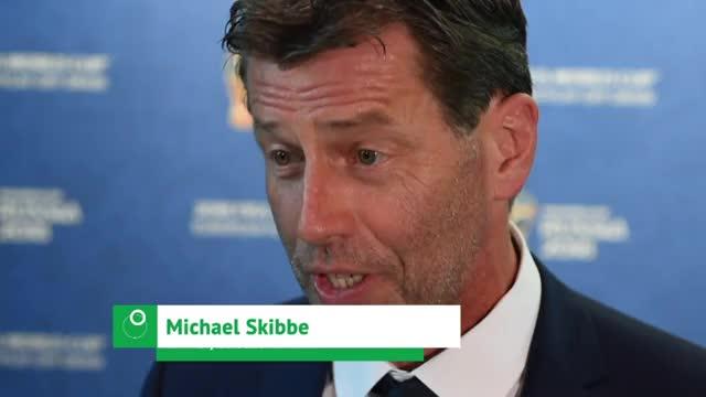 """Skibbe: """"Gegen Belgien warm anziehen"""""""