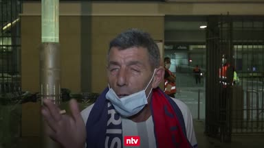 So haben die Fans das Coupe-Finale im Stadion erlebt