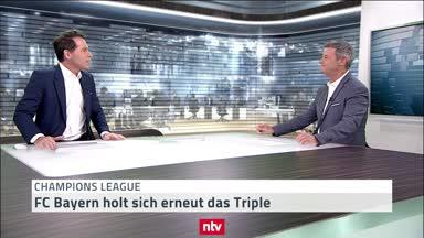 Das hat den FC Bayern so stark gemacht