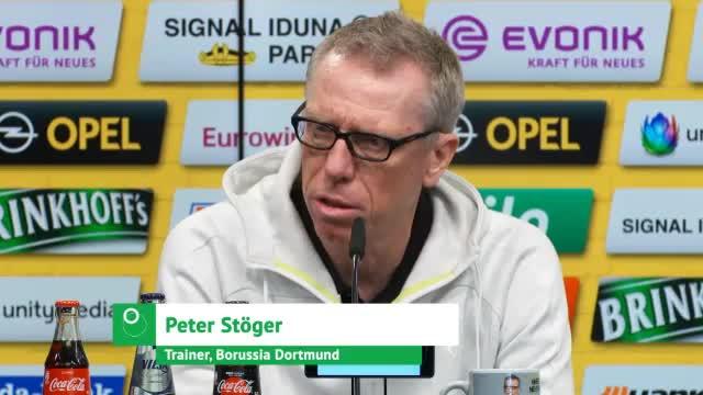 """Stöger: Götze und Reus zusammen """"macht Sinn"""""""