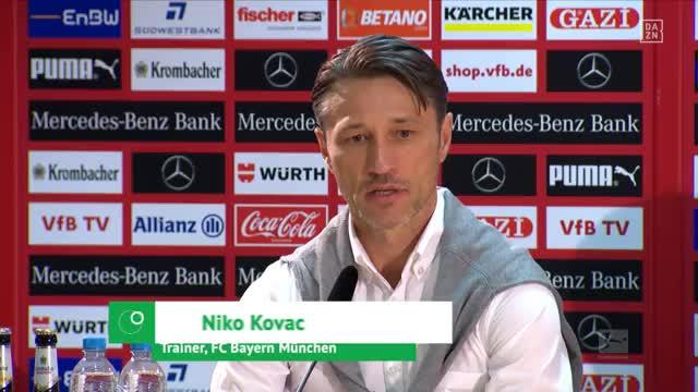 Kovac über 3:0-Sieg und Goretzkas Performance