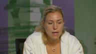 """Kerber vor Wimbledon: """"Muss bei Null anfangen"""""""