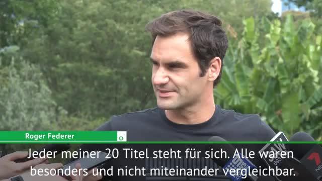 "Federer: ""War harte Arbeit"""