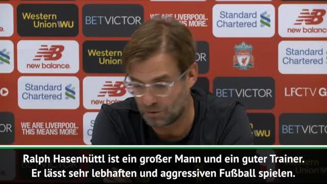 "Hasenhüttl zu Southampton! Klopp: ""Win-win!"""
