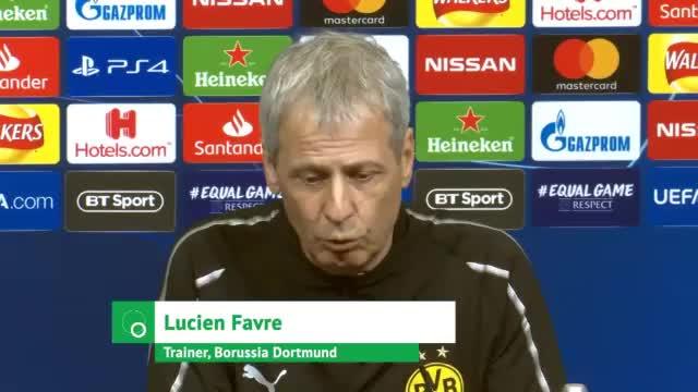 """BVB-Personalsorgen? Favre: """"Bringt nichts!"""""""