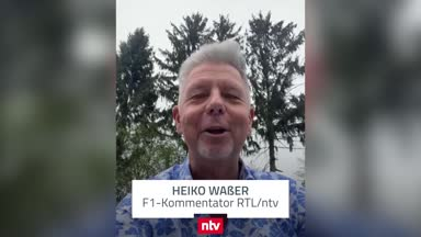 Kai Ebels 500. Formel-1-GP: Auch Heiko Waßer gratuliert!