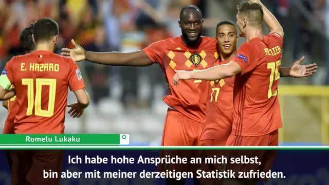 """Lukaku fordert: """"Müssen noch besser spielen"""""""