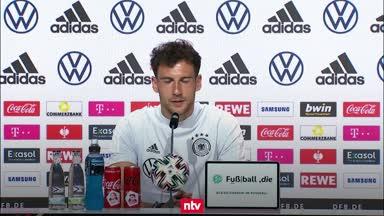 Goretzka traut sich Müller-Rolle zu