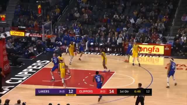 LeBrons Rückkehr bei Lakers-Sieg im LA-Derby