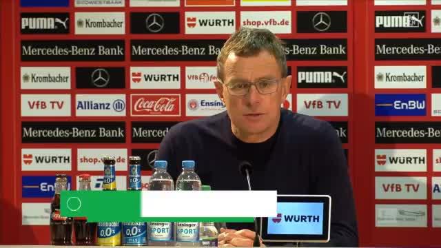 """Rangnick hadert nach Sieg: """"Keine Glanzleistung"""""""