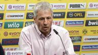 """Favre gesteht: FCB-Pleite """"schwer zu verdauen"""""""