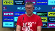 """Fischers Aufstiegfreude: """"Einfach geil!"""""""